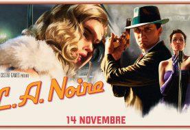 L.A Noire revient 4K : Bon retour en 1947
