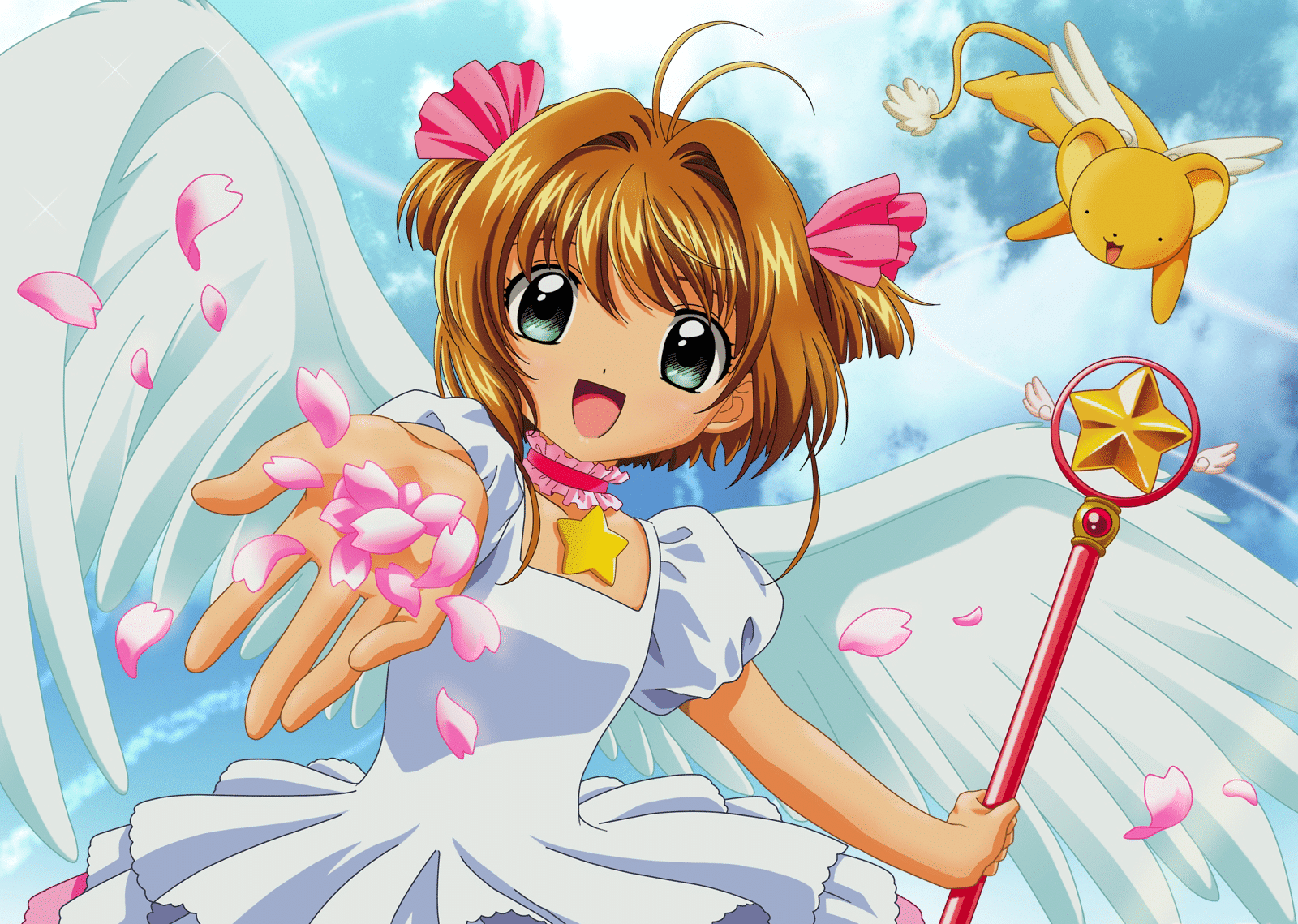 card captor sakura pika