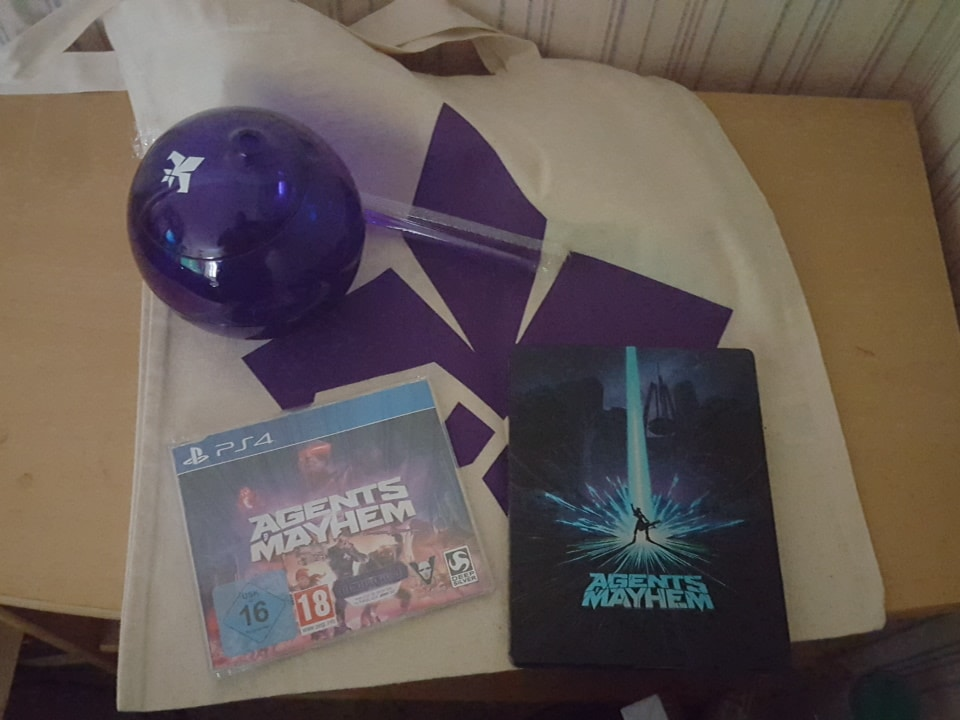 kit presse agents of mayhem grettogeek