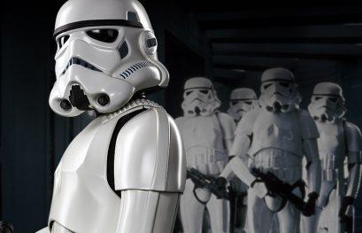 Qui veut un Stormtrooper à la maison ?
