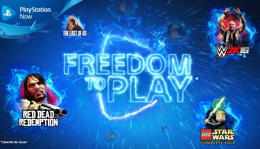 PS Now : Sony lance enfin son service de cloud gaming en France