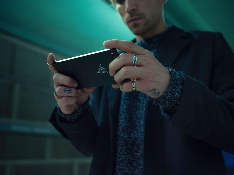 Razer Phone annonce