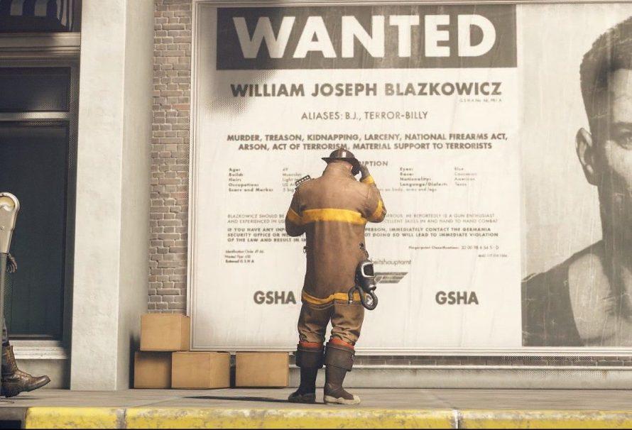 Wolfenstein 2 The New Colossus : Blazko le barjo est toujours en pleine forme