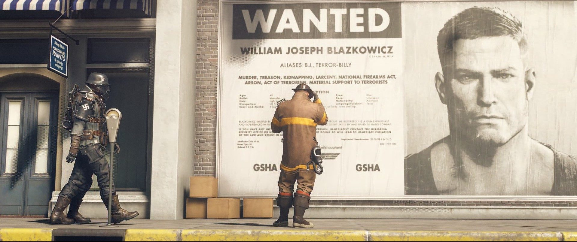 Wolfenstein 2 The New Colossus Test