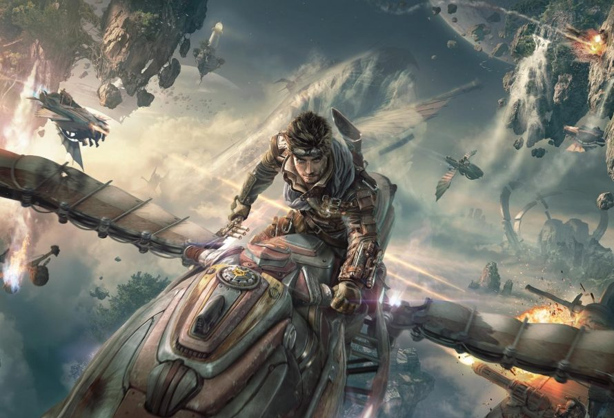 Ascent Infinite Realm : Bluehole annonce un nouveau MMORPG