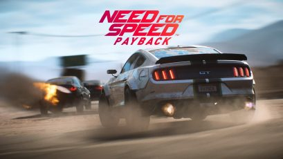 Need for Speed Payback : Mes premières impressions sur PC