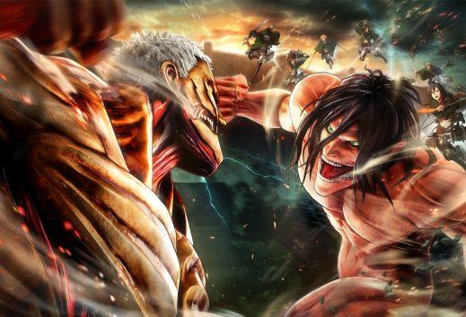 Attack on Titan 2 (A.O.T 2) :  La date de sortie est connue