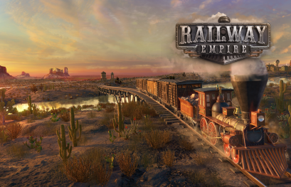 Railway Empire : La gestion de train... mais pas trop