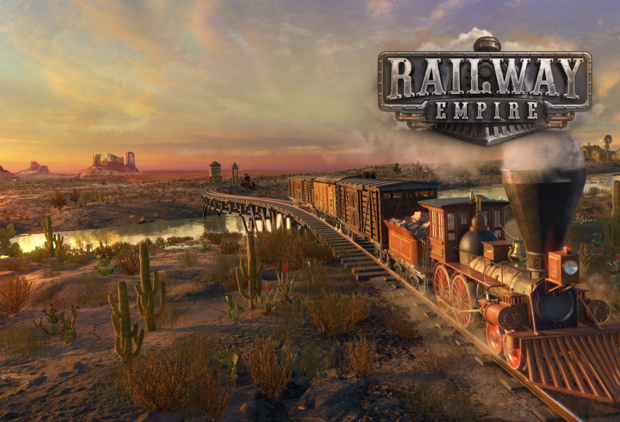 Railway Empire : La gestion de train… mais pas trop