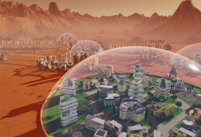 Surviving Mars : La colonisation de Mars n'a jamais été aussi cool