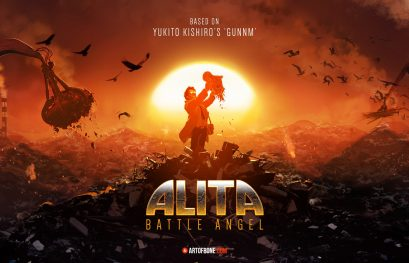 Alita Battle Angel  s'offre un second trailer