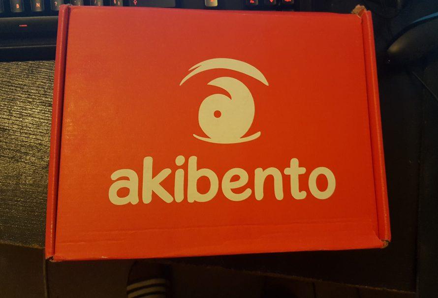 UNBOXING – Akibento Box Geek Décembre 2017