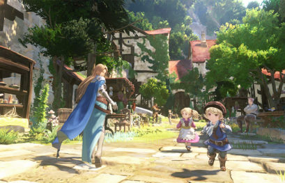 Granblue Fantasy Project Re: Link montre son gameplay en vidéo
