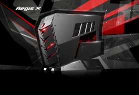 TEST PC - MSI Aegis X