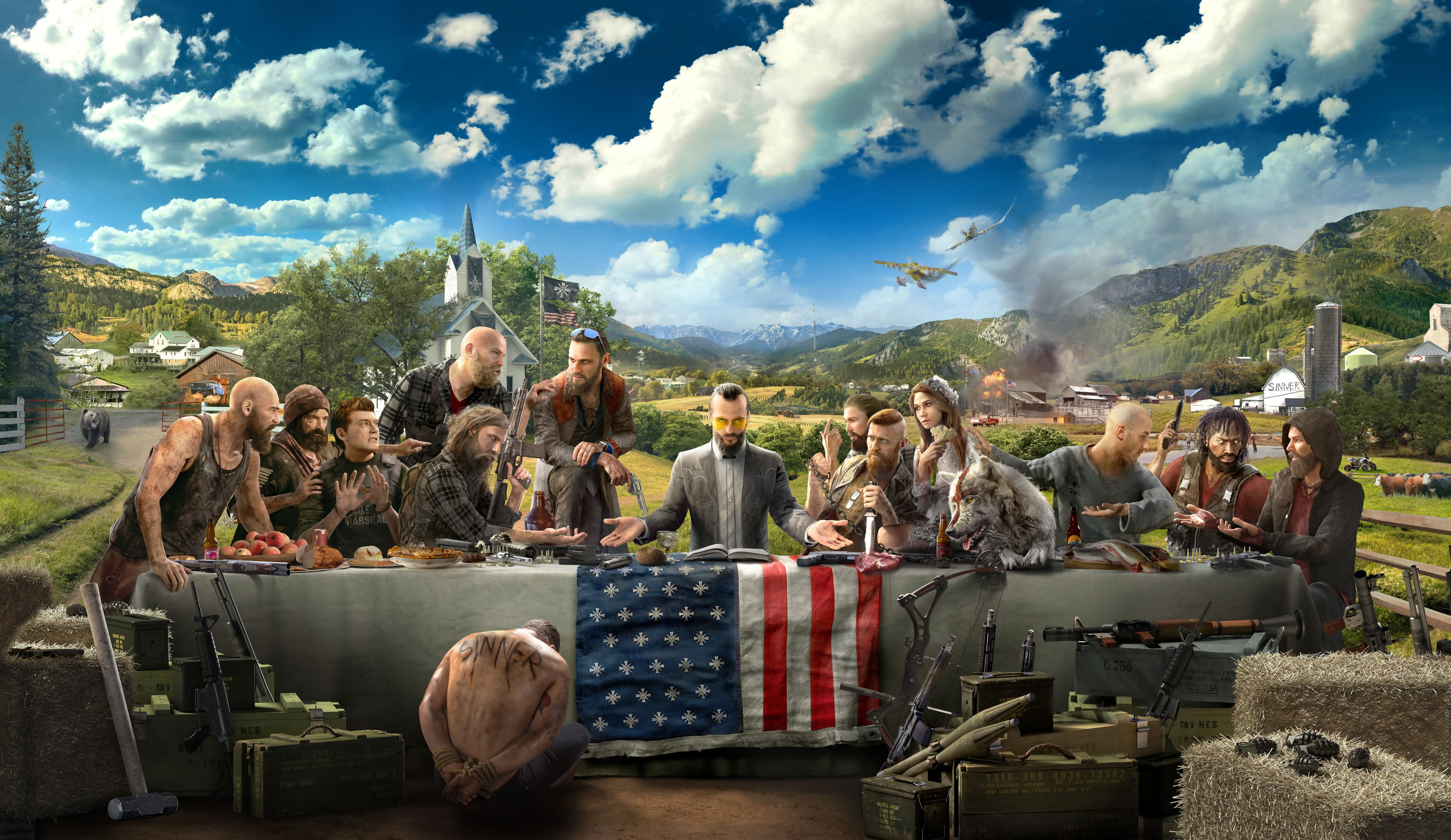 far cry attentes jeux video 2018