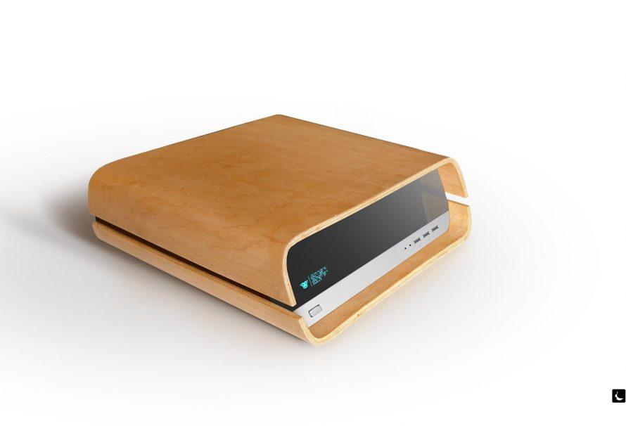 Monkeybidouille présente son boitier de PC ultra stylé