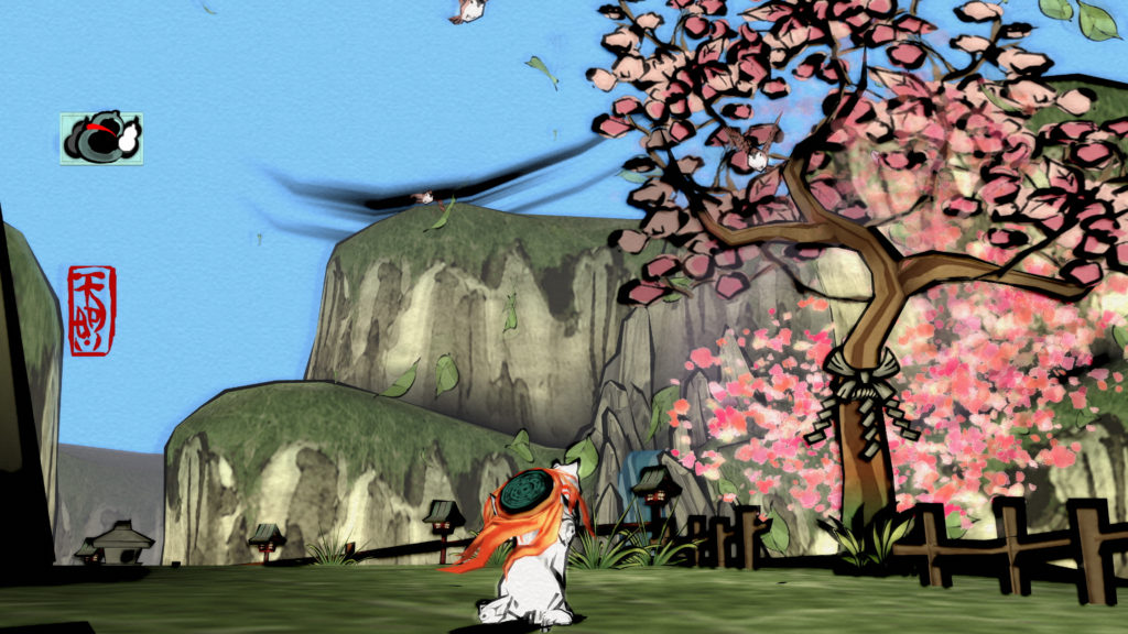 okami hd ps4 test