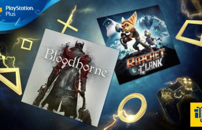 Playstation Plus : Les jeux de Mars 2018 sont connus