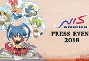 NIS America Press Event 2018 : Mon retour sur toutes les annonces