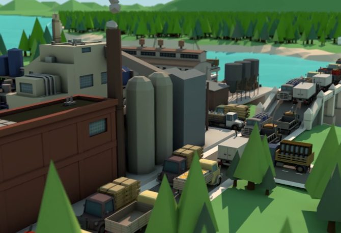 Rise of Industry est disponible en early-access et il vaut le coup