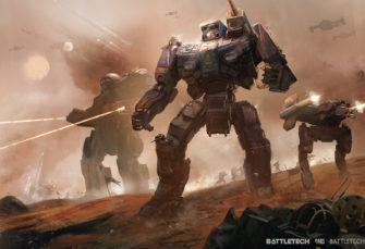 Battletech pose les bases de son gameplay en vidéo
