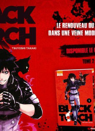 Black Torch : Mon avis sur le premier tome