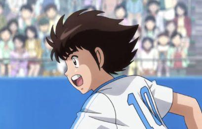 Captain Tsubasa de retour chez ADN dès le 2 avril