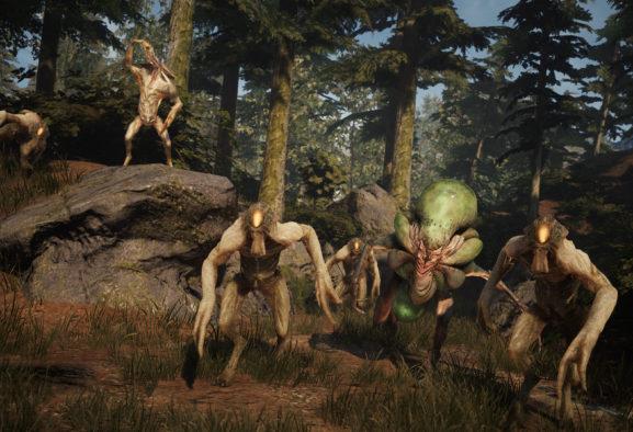 Earthfall cale sa sortie cet été sur consoles et PC