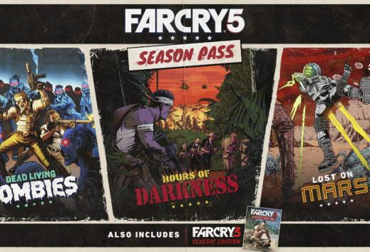 Far Cry 5 et son season-pass plutôt barré détaillé