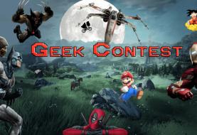 Geek Contest : La science fiction, la vraie, c'est le feu ^^