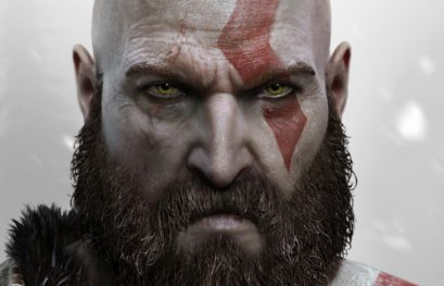 God of War présente sa PS4 Pro en édition limitée