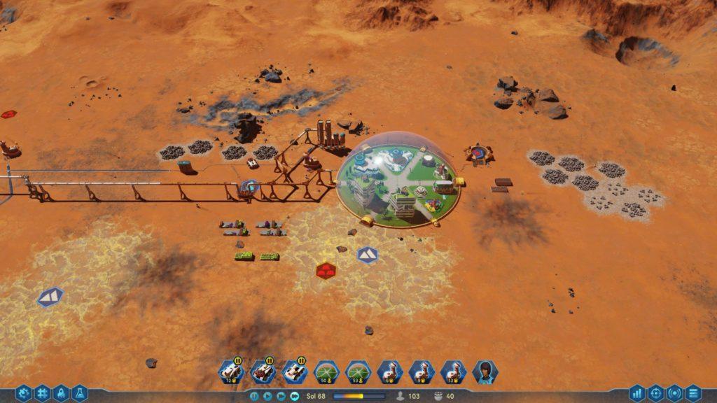 surviving mars screenshots test