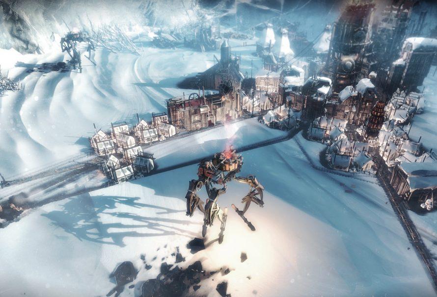 Frostpunk est sorti et vous devez y jouer