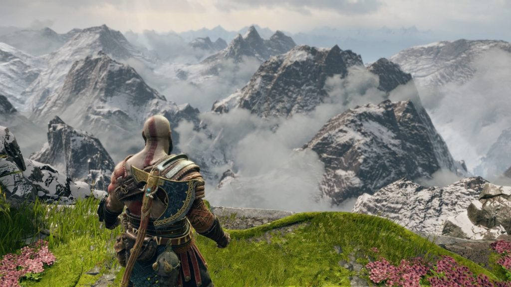 God of War screenshots test