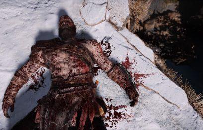 God of War : Kratos un jour, Kratos toujours