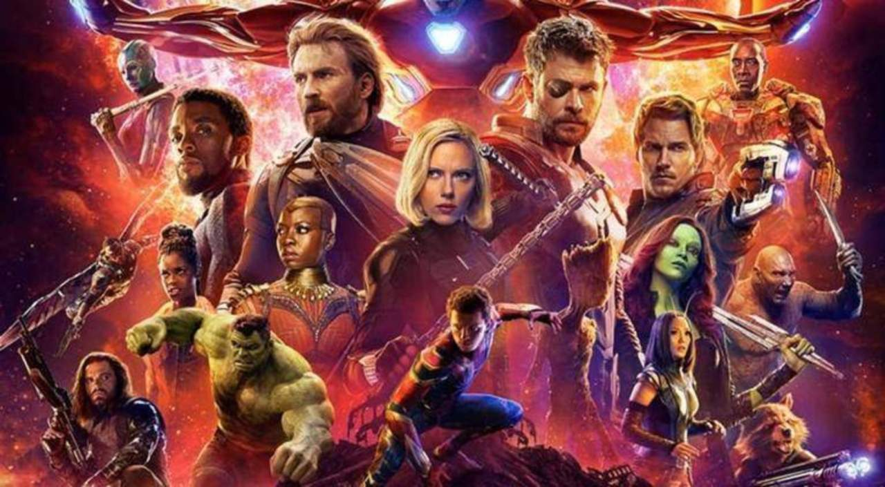 avengers infinity war avis