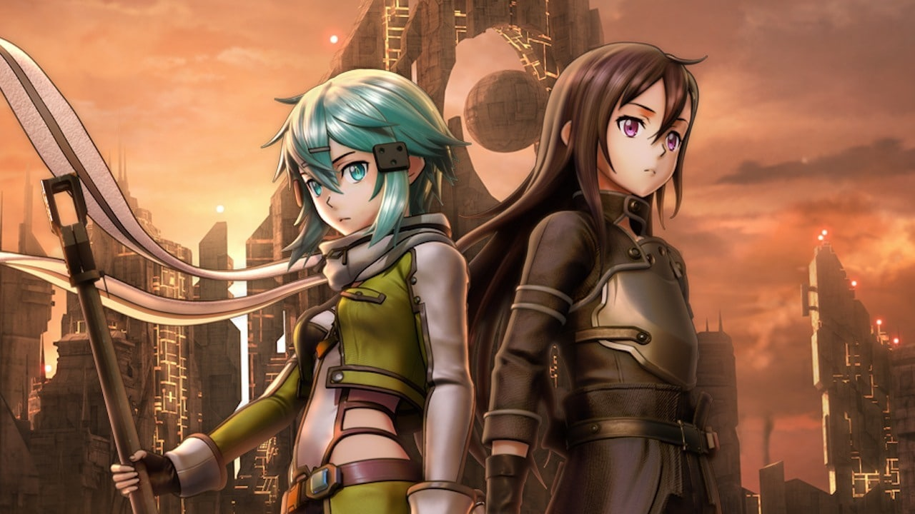 sword art online fatal bullet pc test cover