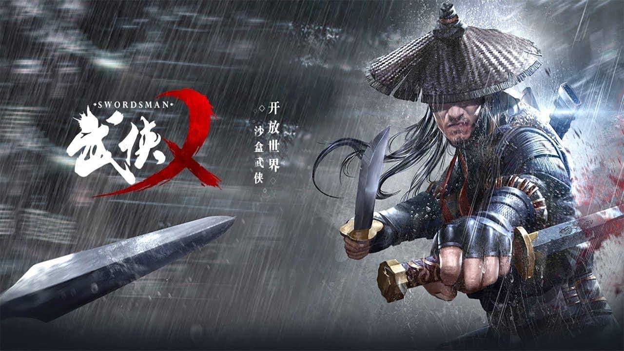 swordsman X cover