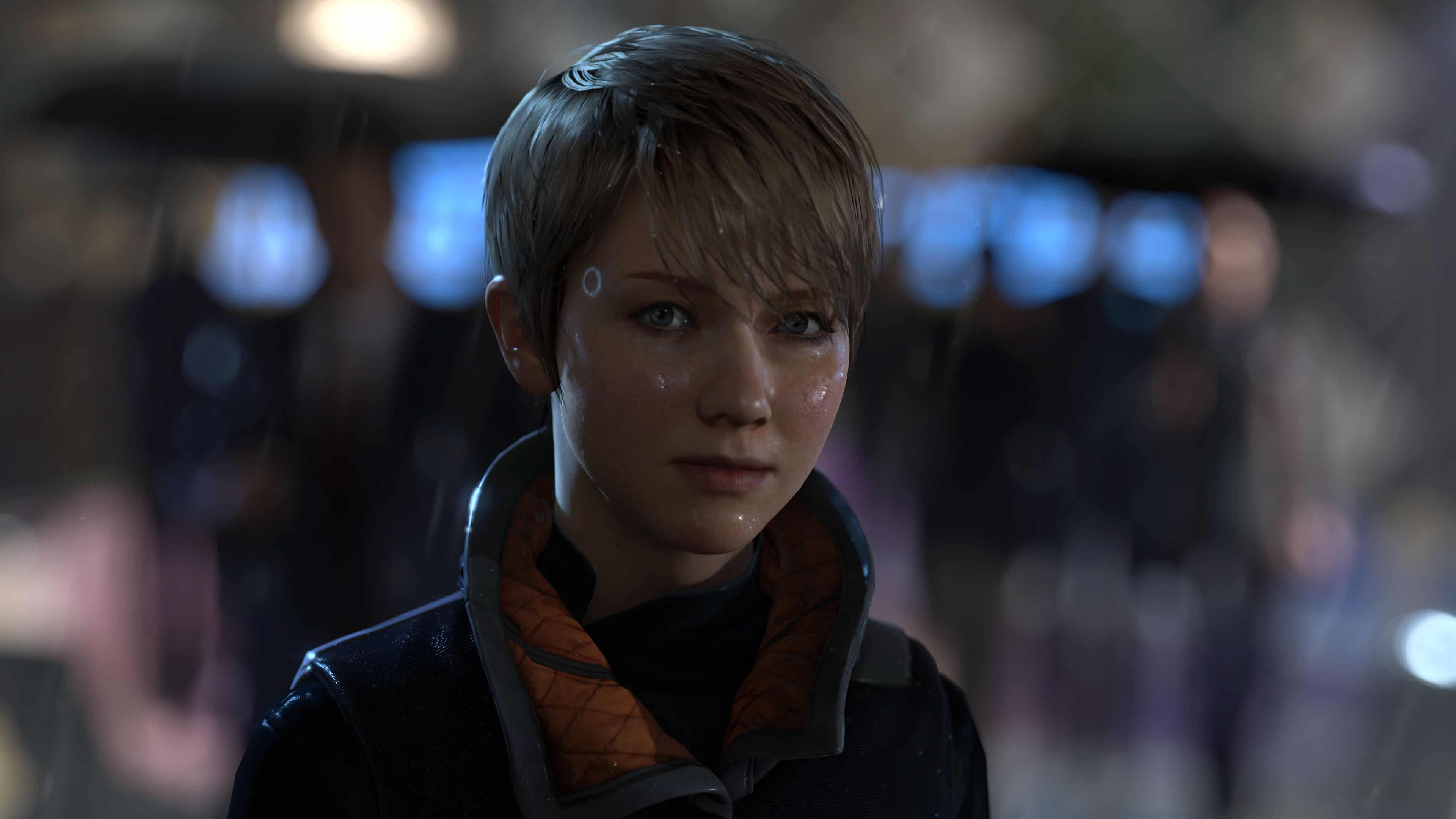 Detroit become human test
