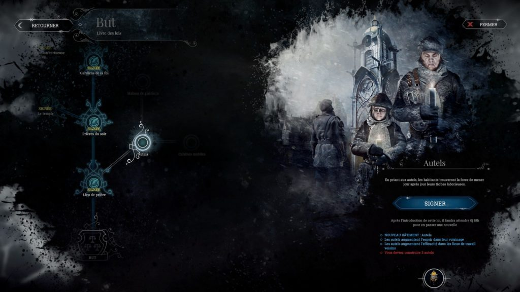 Frostpunk Screenshot test