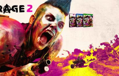 Rage 2 termine enfin son annonce avec du gameplay