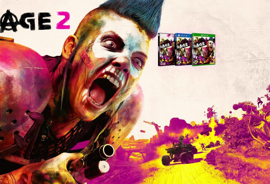 Rage 2 termine enfin son annonce avec du gameplay