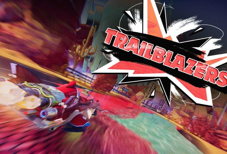 TEST Trailblazers : Quand course arcade et pot de peinture font bon ménage