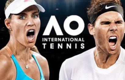 TEST AO International Tennis : Encore un petit effort