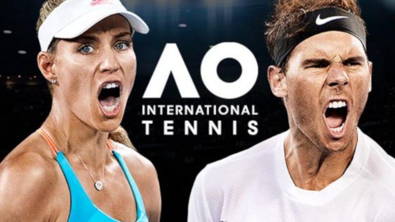 AO Internationnal Tennis