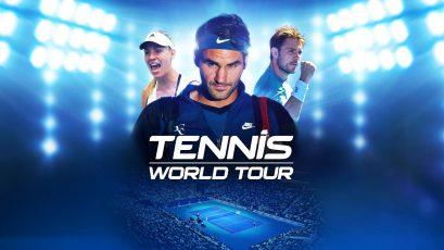 TEST Tennis World Tour : Le grand chelem n'est pas pour aujourd'hui