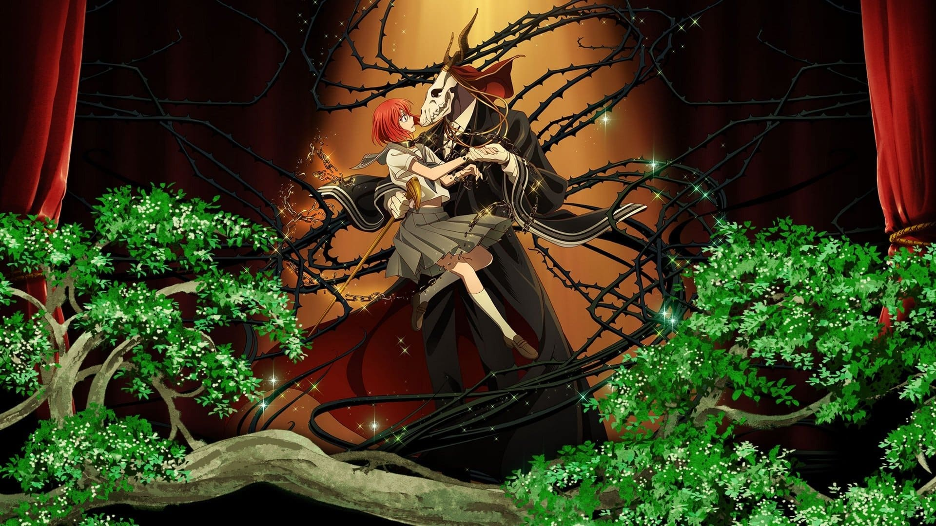 the ancient magus bride cover