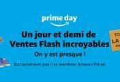 Prime Day 2018 d'Amazon : Des promos partout et sur tout