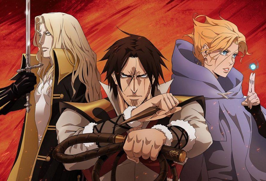 Castlevania : Un trailer et une date pour la seconde saison