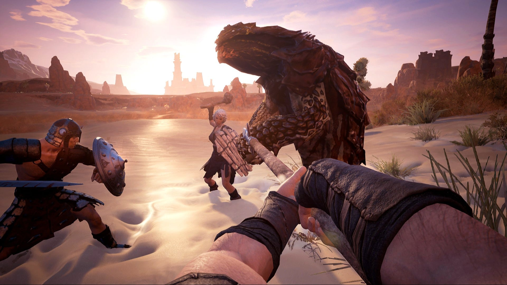 conan exiles humble monthly
